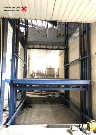 آسانسور-صنعتی-چهار-جک-1