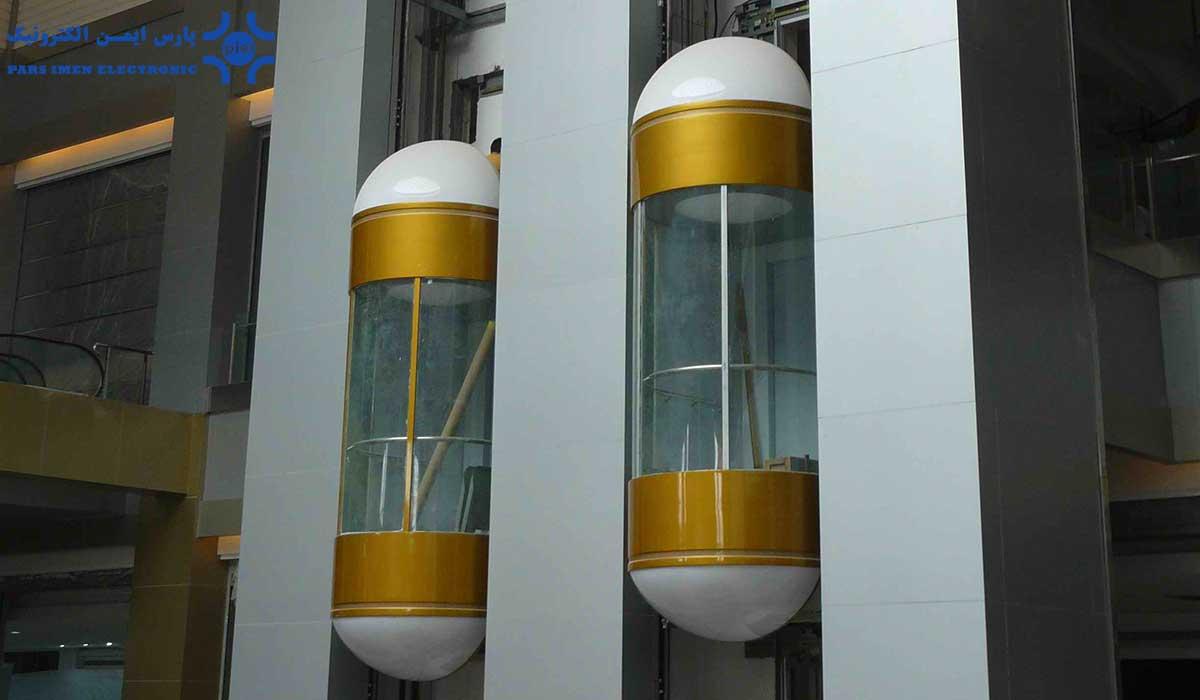 آسانسور وینچی