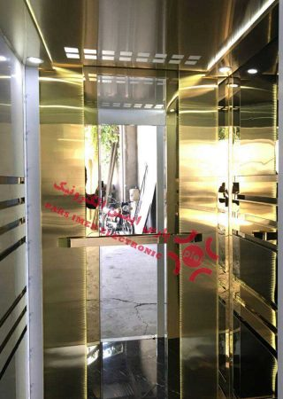 ابعاد کابین آسانسور (2)