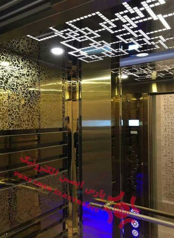 ابعاد کابین آسانسور (4)