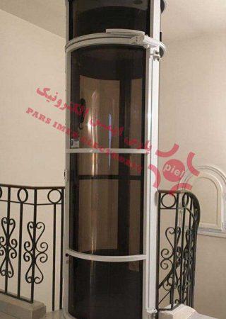 بالابر خانگی با کابین (2)