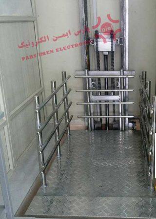 بالابر ساختمانی (2)