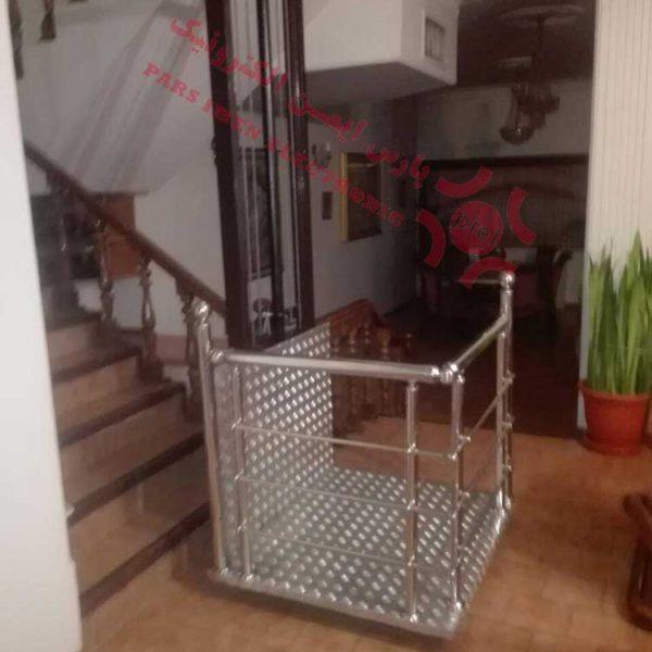 بالابر هیدرولیکی خانگی