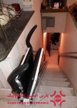 بالابر پله