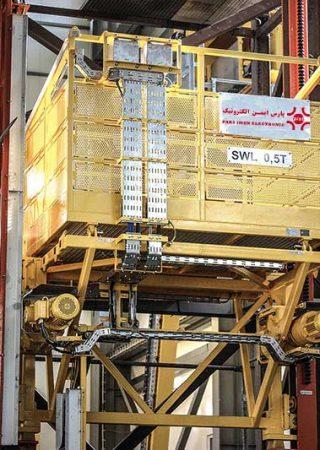 بالابر کارخانه هیدرولیک (2)