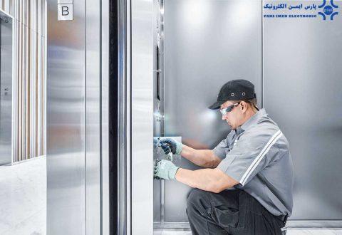 دلایل-لرزش-کابین-آسانسور
