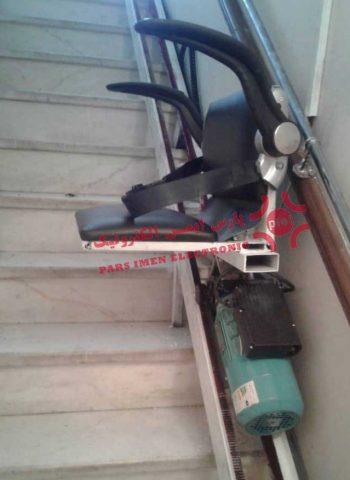 صندلی پله پیما (2)
