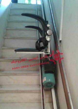 صندلی پله پیما (3)