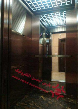 عکس کابین آسانسور (14)