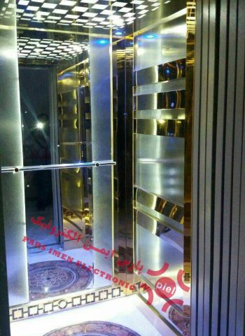 عکس کابین آسانسور (4)