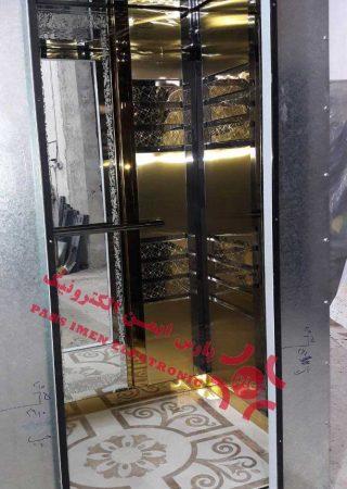 عکس کابین آسانسور (8)