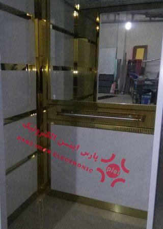 عکس کابین آسانسور (9)