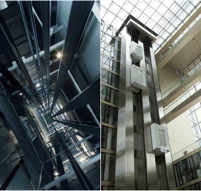 نصب-آسانسور-در-ساختمان-های-بلند