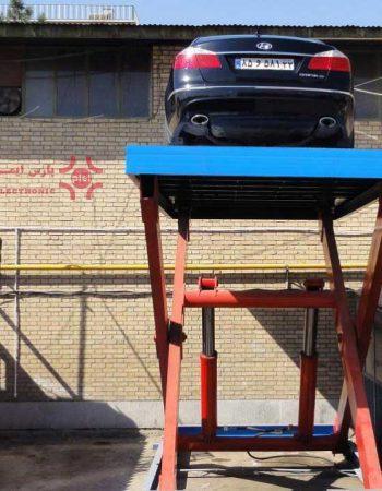 بالابر پارکینگی ماشین