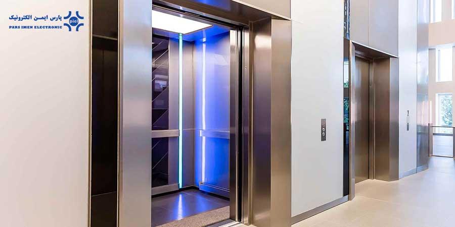 پیشگیری از خرابی آسانسور