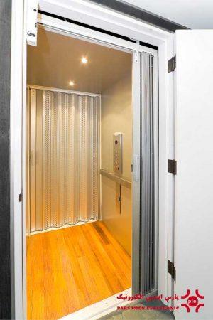 کابین-آسانسور-هیدرولیکی