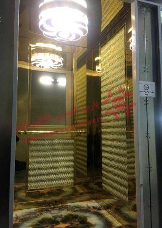 کابین آسانسور (11)
